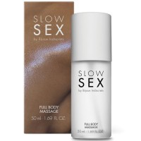 slow sex aceite de masaje full body